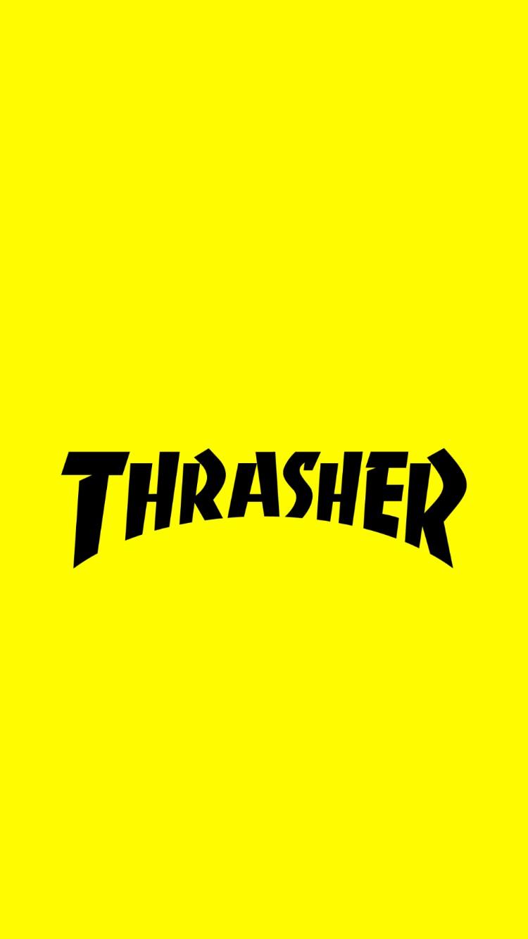 THRASHER14 - 27 THRASHER HQ Smartphone Wallpaper Collection