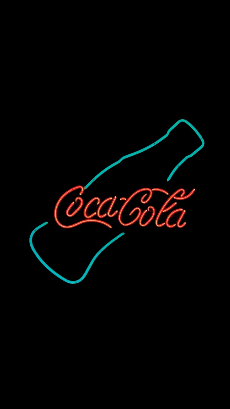 cocacola06 - Coca Cola/コカコーラの高画質スマホ壁紙7枚 [iPhone&Androidに対応]