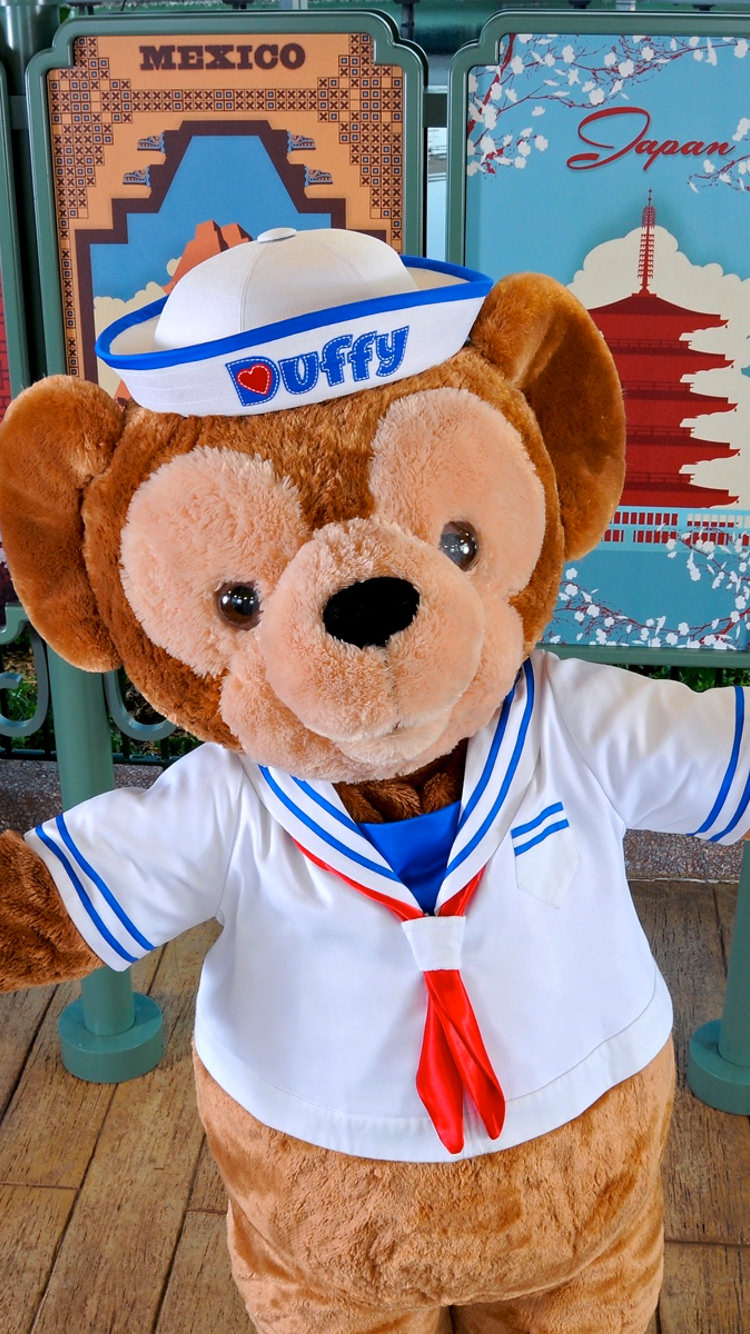 duffy06 - 14 Duffy and Friends HQ Smartphone Wallpaper Collection