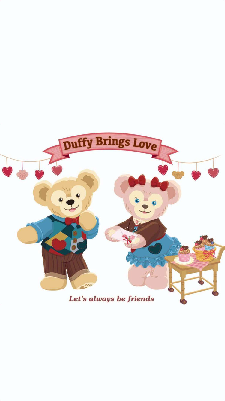 duffy09 - 14 Duffy and Friends HQ Smartphone Wallpaper Collection
