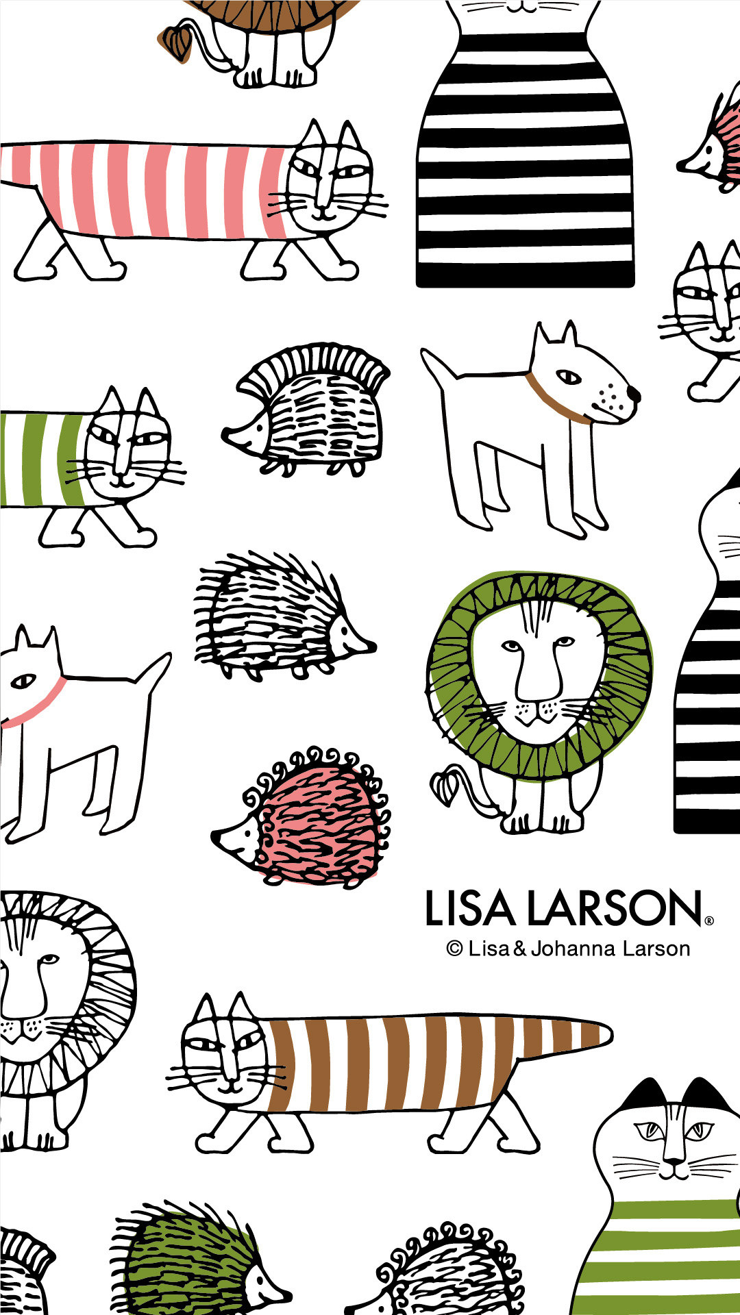 lisalarson03 - 18 Lisa Larson HQ Smartphone Wallpaper Collection