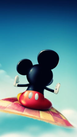 mickeymouse07 250x445 - ミッキーマウスの高画質スマホ壁紙23枚 [iPhone&Androidに対応]