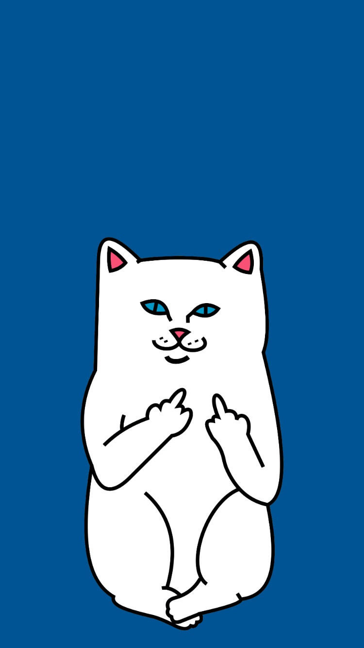 ripndip05 - 12 RIPNDIP HQ Smartphone Wallpaper Collection