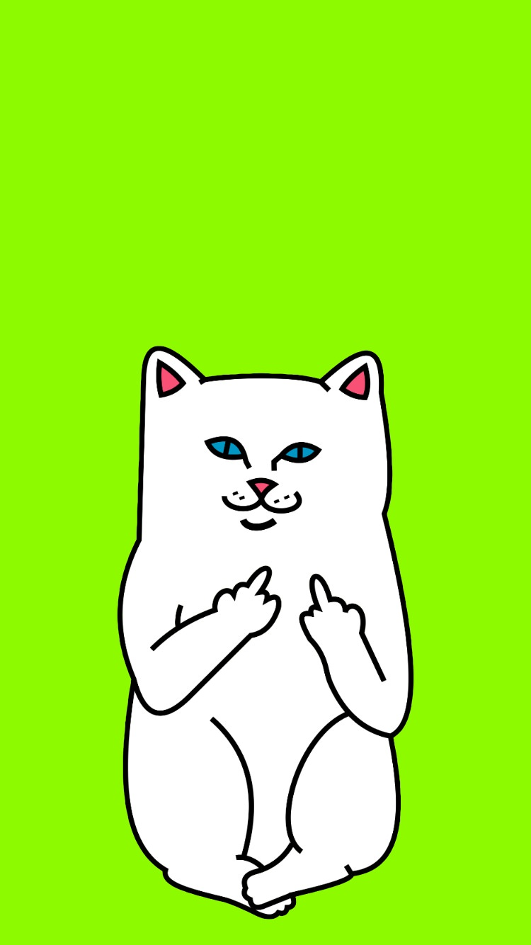 ripndip09 - 12 RIPNDIP HQ Smartphone Wallpaper Collection