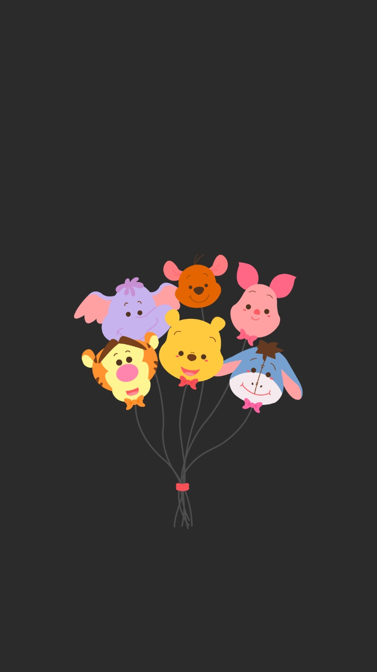 wnniethepooh01 - 26 Winnie the Pooh HQ Smartphone Wallpaper Collection