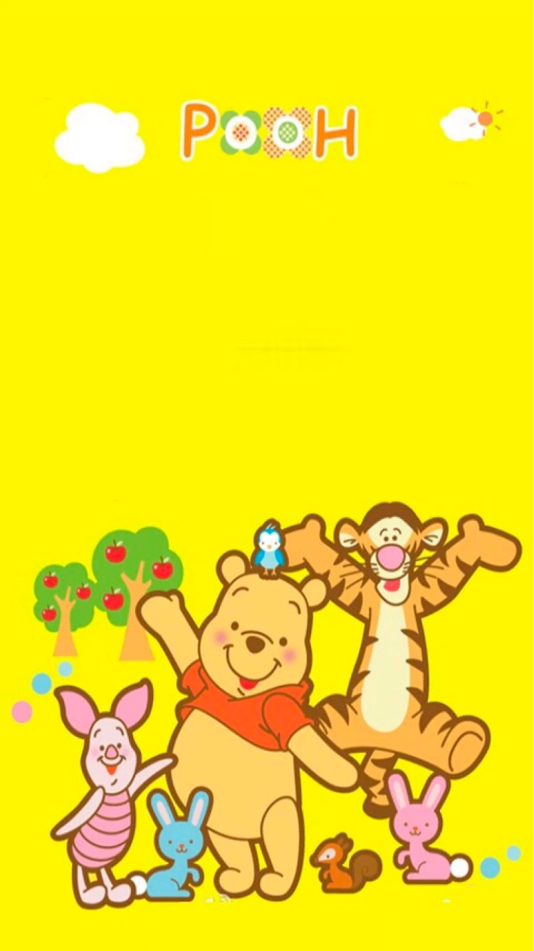 wnniethepooh04 - 26 Winnie the Pooh HQ Smartphone Wallpaper Collection