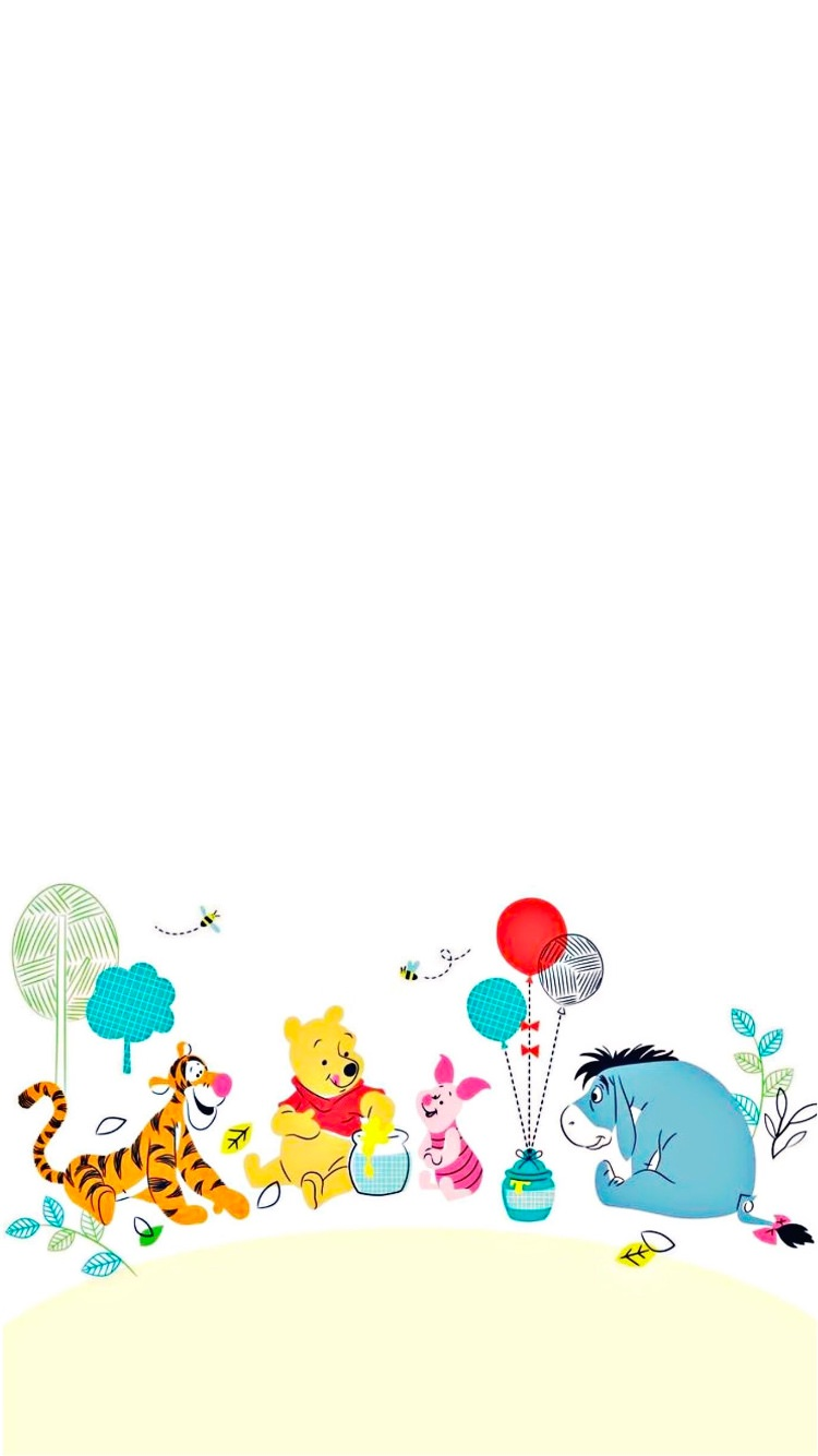 wnniethepooh05 - 26 Winnie the Pooh HQ Smartphone Wallpaper Collection
