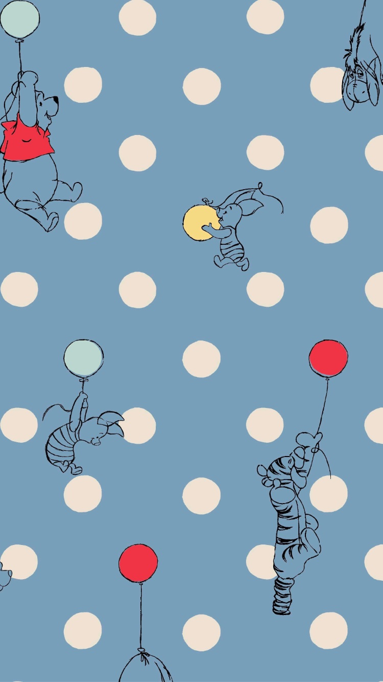 wnniethepooh08 - 26 Winnie the Pooh HQ Smartphone Wallpaper Collection