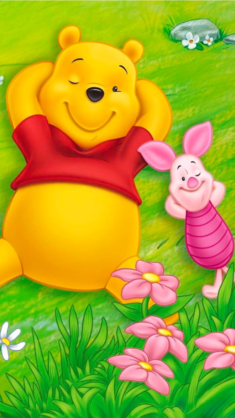 wnniethepooh12 - 26 Winnie the Pooh HQ Smartphone Wallpaper Collection