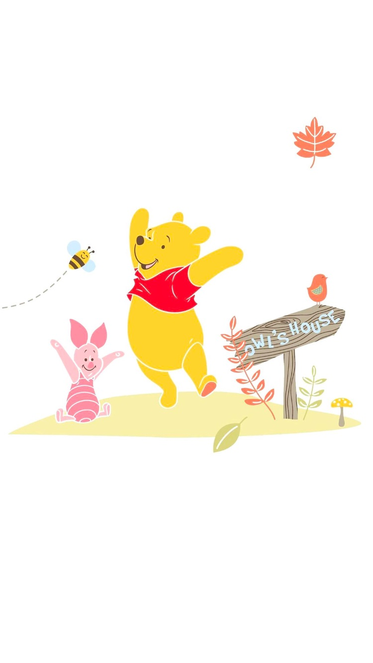 wnniethepooh13 - 26 Winnie the Pooh HQ Smartphone Wallpaper Collection