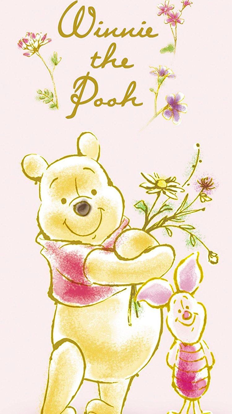 wnniethepooh16 - 26 Winnie the Pooh HQ Smartphone Wallpaper Collection
