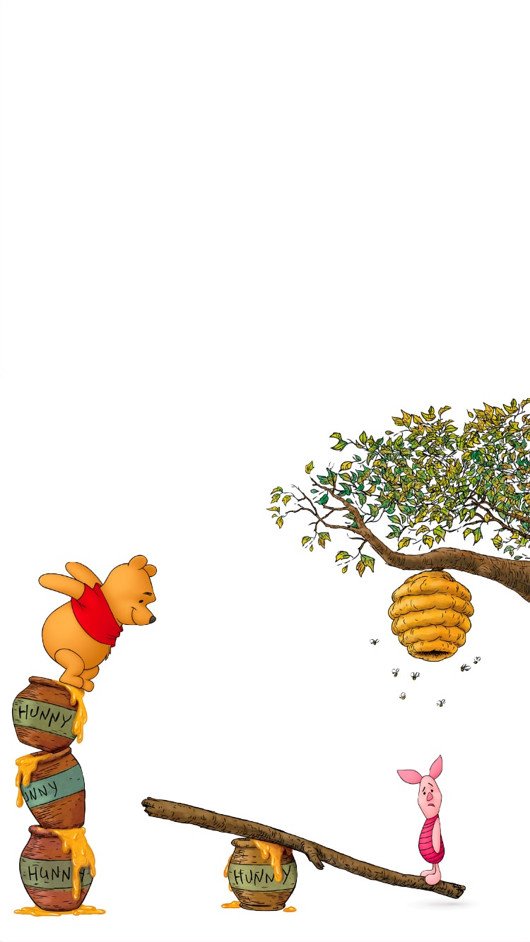 wnniethepooh21 - 26 Winnie the Pooh HQ Smartphone Wallpaper Collection