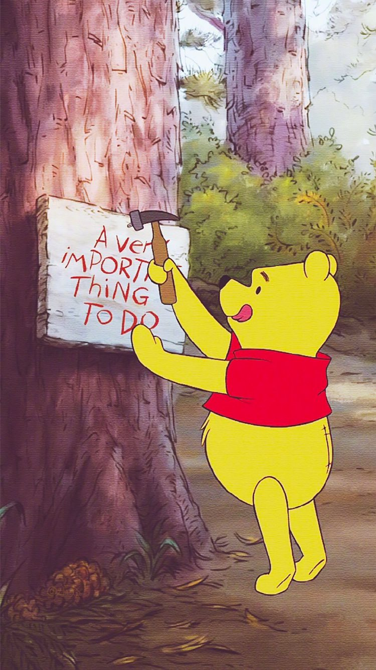 wnniethepooh24 - 26 Winnie the Pooh HQ Smartphone Wallpaper Collection