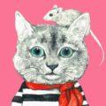 catart03 120x120 - ねこ🐈[アート]の高画質スマホ壁紙19枚 [iPhone&Androidに対応]