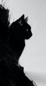 catart04 150x275 - ねこ🐈[アート]の高画質スマホ壁紙19枚 [iPhone&Androidに対応]
