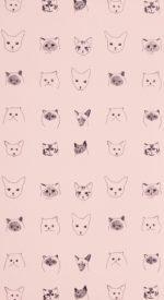 catart08 150x275 - ねこ🐈[アート]の高画質スマホ壁紙19枚 [iPhone&Androidに対応]