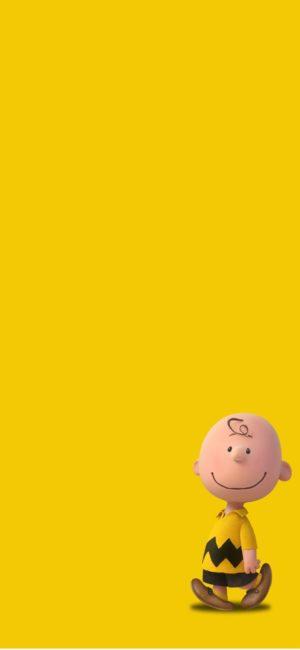 chaliebrown01 300x650 - スヌーピーと仲間たちのかわいい高画質スマホ壁紙71枚 [iPhone&Androidに対応]