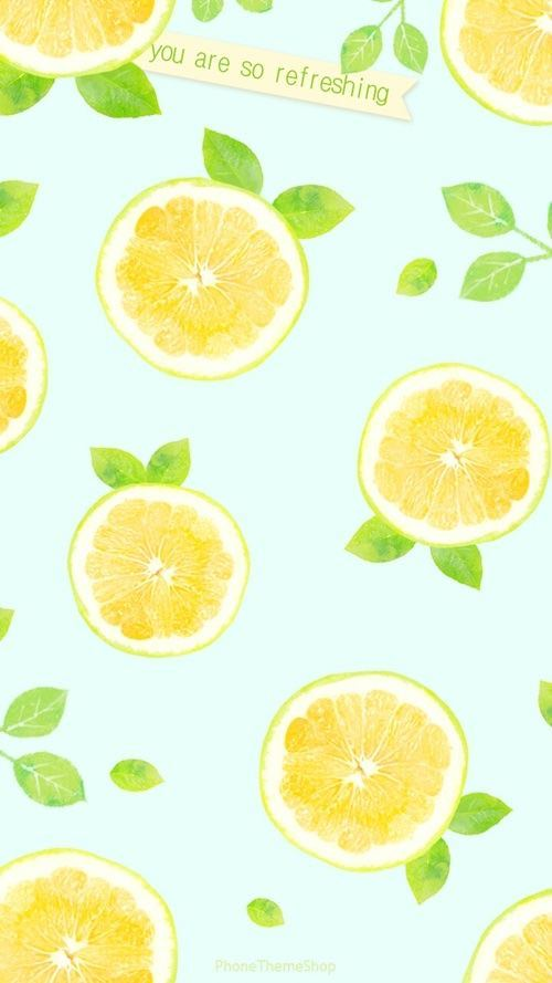 fruit24 - フルーツのかわいくておしゃれな✨️高画質スマホ壁紙47枚 [iPhone&Androidに対応]