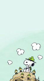 snoopy21 150x275 - スヌーピーと仲間たちのかわいい高画質スマホ壁紙71枚 [iPhone&Androidに対応]