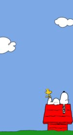 snoopy30 150x275 - スヌーピーと仲間たちのかわいい高画質スマホ壁紙71枚 [iPhone&Androidに対応]