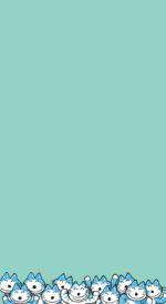 11neko05 150x275 - 11ぴきのねこの無料高画質スマホ壁紙13枚 [iPhone&Androidに対応]