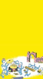 11neko13 150x275 - 11ぴきのねこの無料高画質スマホ壁紙13枚 [iPhone&Androidに対応]