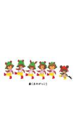 bearsschool02 150x275 - くまのがっこうの無料高画質スマホ壁紙60枚 [iPhone&Androidに対応]