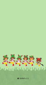 bearsschool03 150x275 - くまのがっこうの無料高画質スマホ壁紙60枚 [iPhone&Androidに対応]