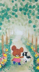 bearsschool20 150x275 - くまのがっこうの無料高画質スマホ壁紙60枚 [iPhone&Androidに対応]