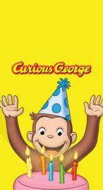 curiousgeorge04 150x275 - おさるのジョージの無料高画質スマホ壁紙24枚 [iPhone&Androidに対応]