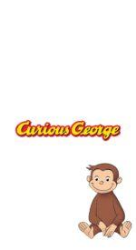 curiousgeorge16 150x275 - おさるのジョージの無料高画質スマホ壁紙24枚 [iPhone&Androidに対応]
