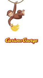 curiousgeorge17 150x275 - おさるのジョージの無料高画質スマホ壁紙24枚 [iPhone&Androidに対応]
