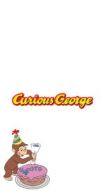 curiousgeorge18 150x275 - おさるのジョージの無料高画質スマホ壁紙24枚 [iPhone&Androidに対応]