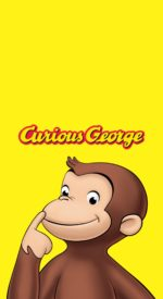 curiousgeorge22 150x275 - おさるのジョージの無料高画質スマホ壁紙24枚 [iPhone&Androidに対応]