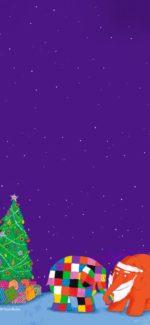 elmer09 150x325 - ぞうのエルマーの無料高画質スマホ壁紙16枚 [iPhone&Androidに対応]