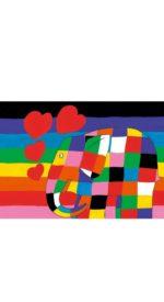 elmer15 150x275 - ぞうのエルマーの無料高画質スマホ壁紙16枚 [iPhone&Androidに対応]
