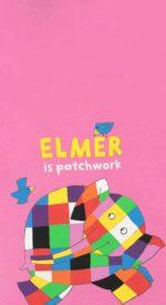 elmer16 150x275 - ぞうのエルマーの無料高画質スマホ壁紙16枚 [iPhone&Androidに対応]