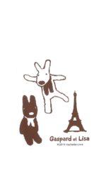lisaandgaspard36 150x275 - リサとガスパールの無料高画質スマホ壁紙43枚 [iPhone&Androidに対応]