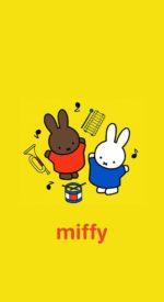 miffy04 150x275 - ミッフィーの無料高画質スマホ壁紙45枚 [iPhone&Androidに対応]