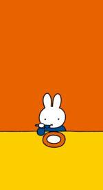 miffy10 150x275 - ミッフィーの無料高画質スマホ壁紙45枚 [iPhone&Androidに対応]