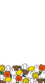miffy30 150x275 - ミッフィーの無料高画質スマホ壁紙45枚 [iPhone&Androidに対応]