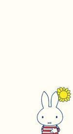 miffy34 150x275 - ミッフィーの無料高画質スマホ壁紙45枚 [iPhone&Androidに対応]