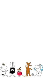 moomins03 150x275 - ムーミンの無料高画質スマホ壁紙75枚 [iPhone&Androidに対応]