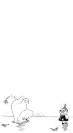 moomins16 150x275 - ムーミンの無料高画質スマホ壁紙75枚 [iPhone&Androidに対応]