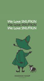 snufkin11 150x275 - ムーミンの無料高画質スマホ壁紙75枚 [iPhone&Androidに対応]