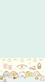sumikko45 150x275 - すみっコぐらしの無料高画質スマホ壁紙51枚 [iPhone&Androidに対応]