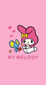 mymelody24 150x275 - マイメロの無料高画質スマホ壁紙40枚 [iPhone&Androidに対応]
