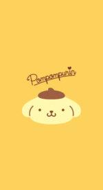 pompompurin12 150x275 - ポムポムプリンの無料高画質スマホ壁紙47枚 [iPhone&Androidに対応]